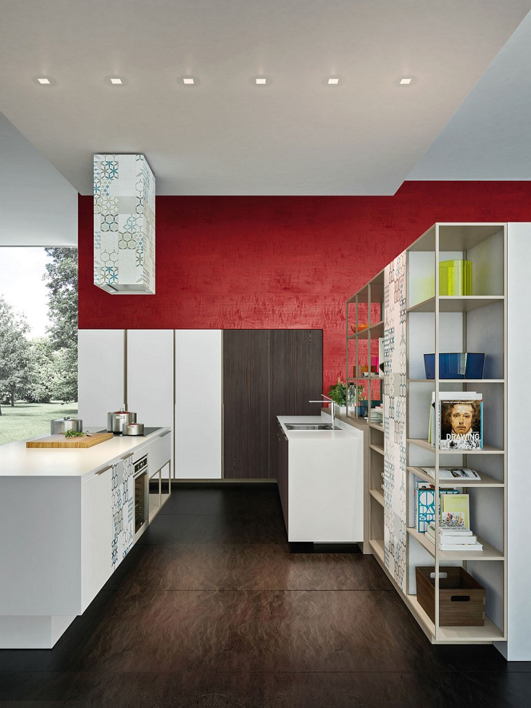 Open-storage-system-in-aluminum-for-the-trendy-modern-kitchen