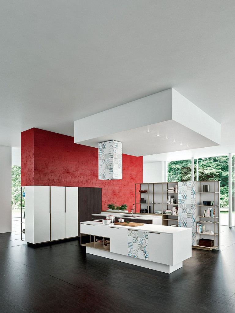 Red-backsplash-gives-the-kitchen-an-energetic-and-unique-appeal
