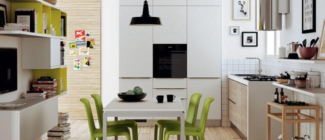 Как уютно обустроить небольшую кухонную зону или 13 изысканных кухонь в итальянском стиле