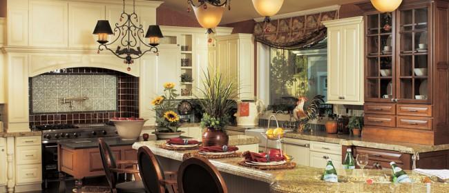 Кухня в деревенском стиле: фото и советы по созданию отличного интерьера