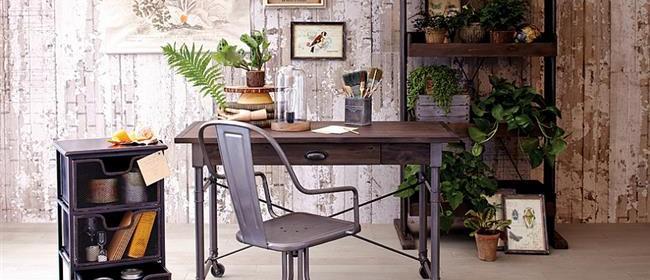 Идеи по обустройству домашнего кабинета: фото 27 стильных офисов в индустриальном стиле