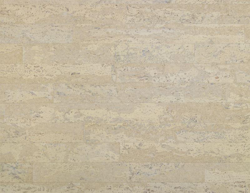 Пробковый пол в серых тонах от US Floors.