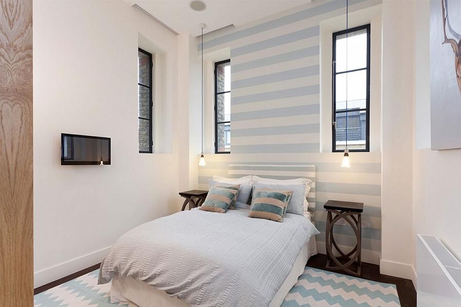 Элегантная спальня второго этажа.