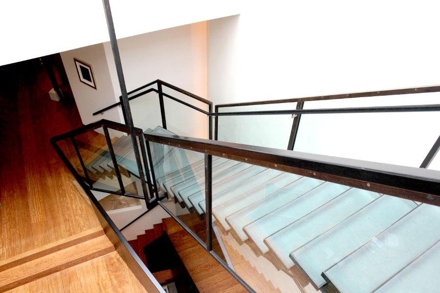 Лестница особняка.