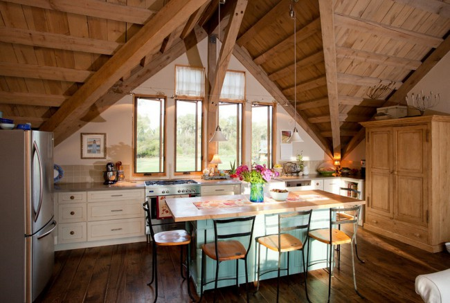 rustic-barn-conversion-kitchen-ideas
