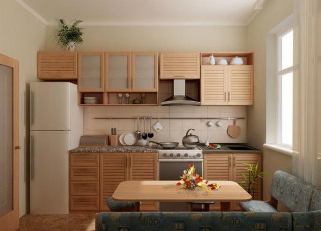 Кухня в 11 кв.метров может быть оформлена уютно, если следовать нескольким простым правилам