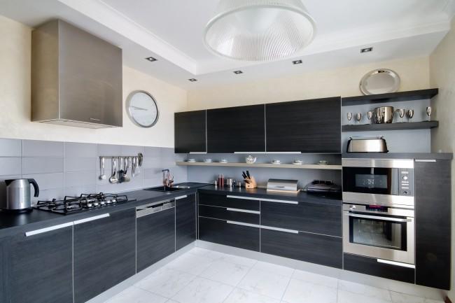 Кухня в стиле модерн - это прежде всего современное и многофункциональное пространство