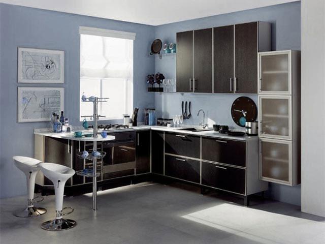 Многофункциональная мебель - отличное решение для современной кухни