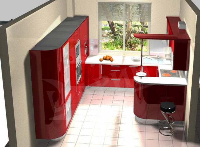Кухня в 10 кв м позволяет создать комфортный и функциональный интерьер