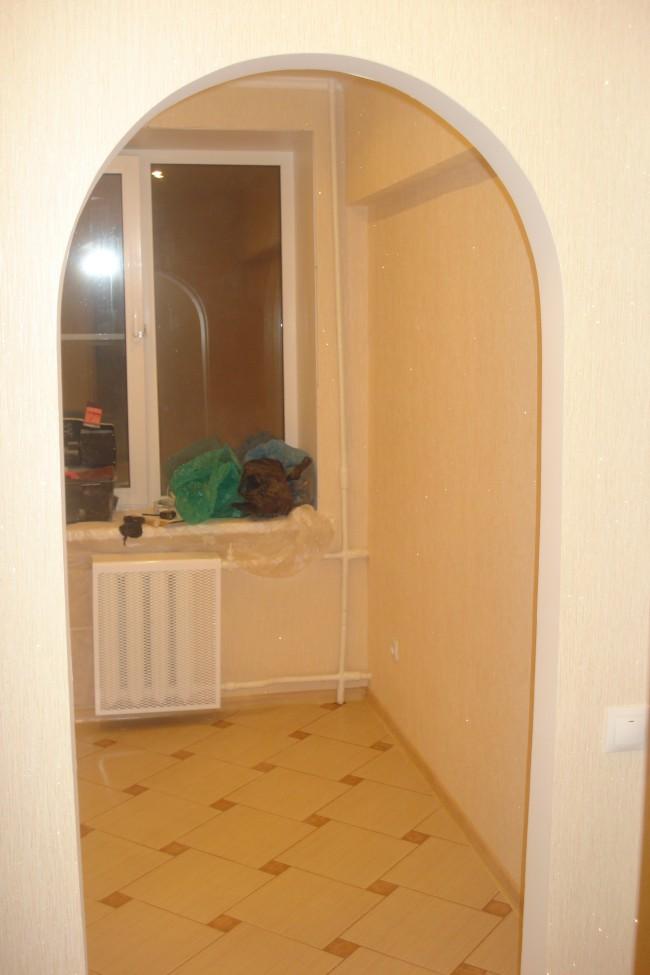Как сделать арку при входе в квартиру