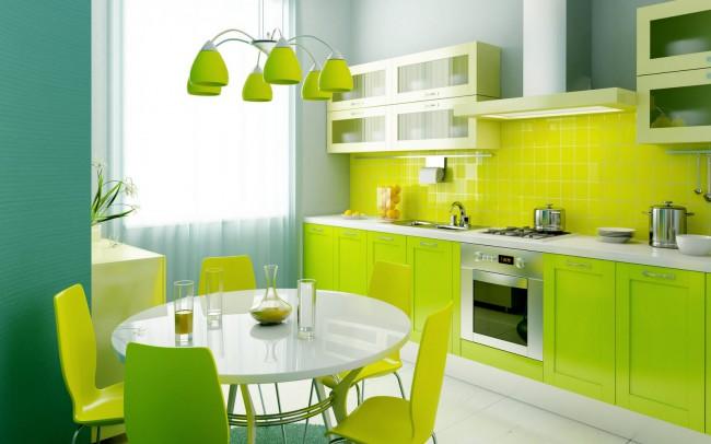Кухня по фен-шуй - это гармоничное пространство, которое просто сделать и стильным