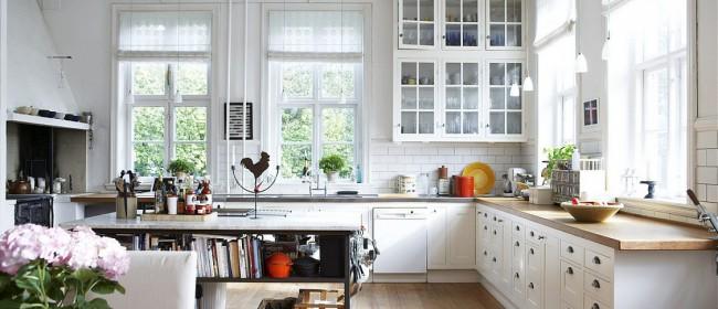Кухня в скандинавском стиле: фото, показывающие простоту и удобство северных интерьеров