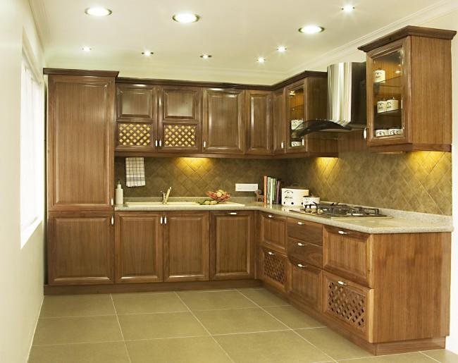 Планировка кухни в 8 метров возможна в нескольких вариантах