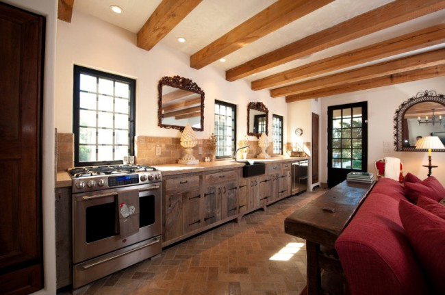 rustic-kitchen-fancy-accessories