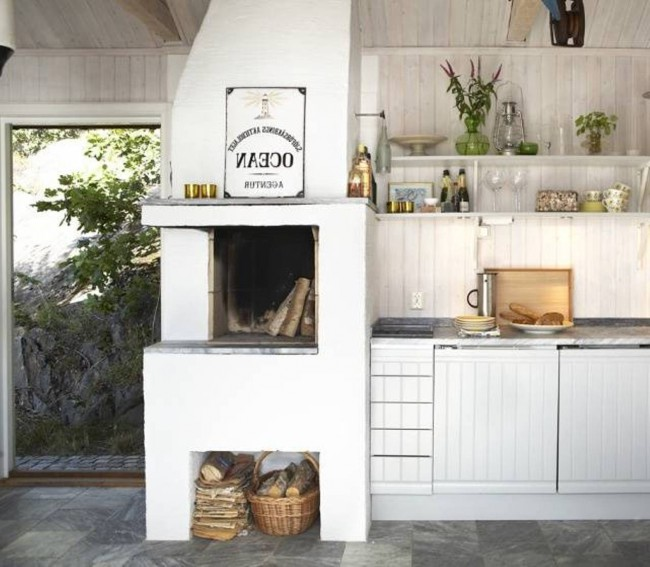 white-scandinavian-kitchen-style-with-fireplace