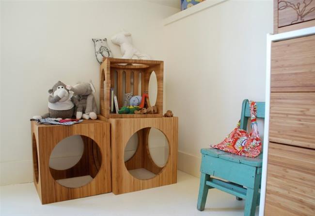 Необычные деревянные блоки от компании Kalon.