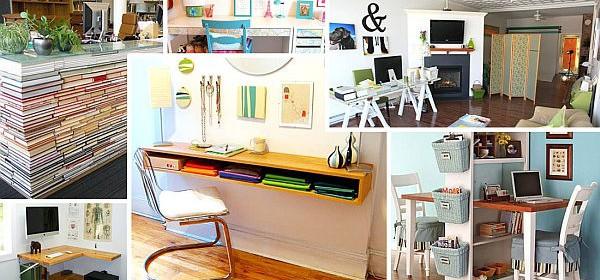 Деревянный стол для домашнего кабинета своими руками 18 фото
