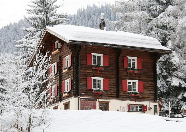 Небольшой отель домашнего типа Chalet Bear.