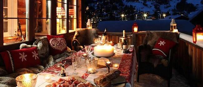 Эксклюзивный отель в швейцарских Альпах — Chalet Bear
