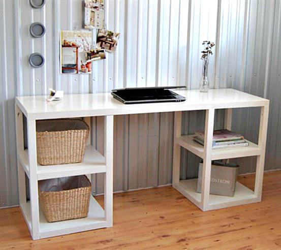 Элегантный и стильный стол в минималистическом стиле.
