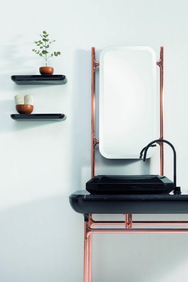 Стильный столик для ванной от Jaime Hayon.