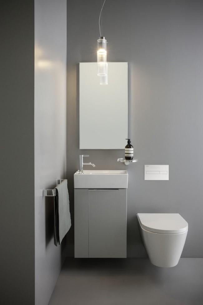 Классическая мебель от компании Laufen.