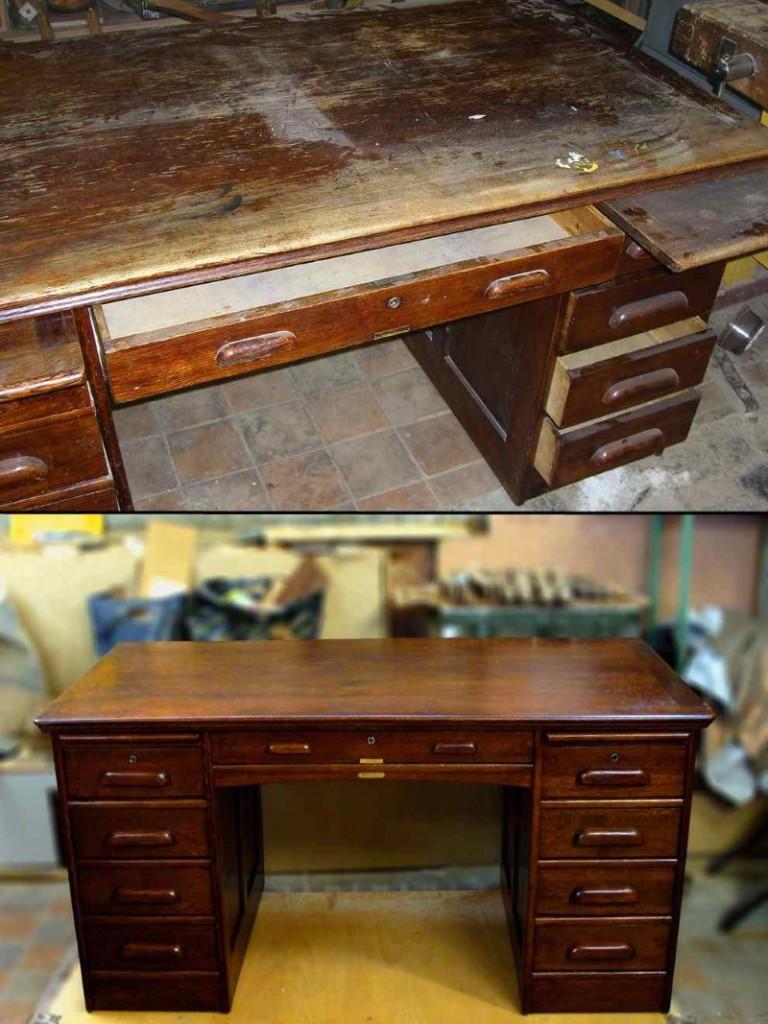 Реставрация мебели своими руками с фото