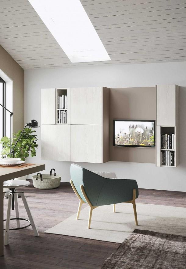 Дизайн Кухни №1 позволяет совместить кухню и гостиную
