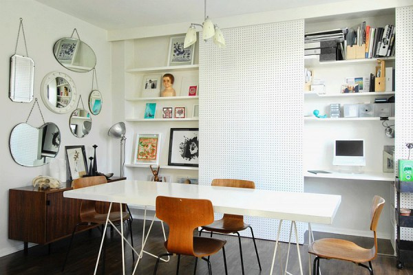 Креативный дизайн столовой