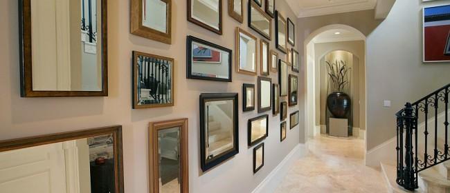 Отражение стиля: украсьте свой дом ошеломительной коллекцией зеркал