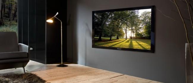 Монтаж телевизора на стену: как правильно спрятать кабели и провода?