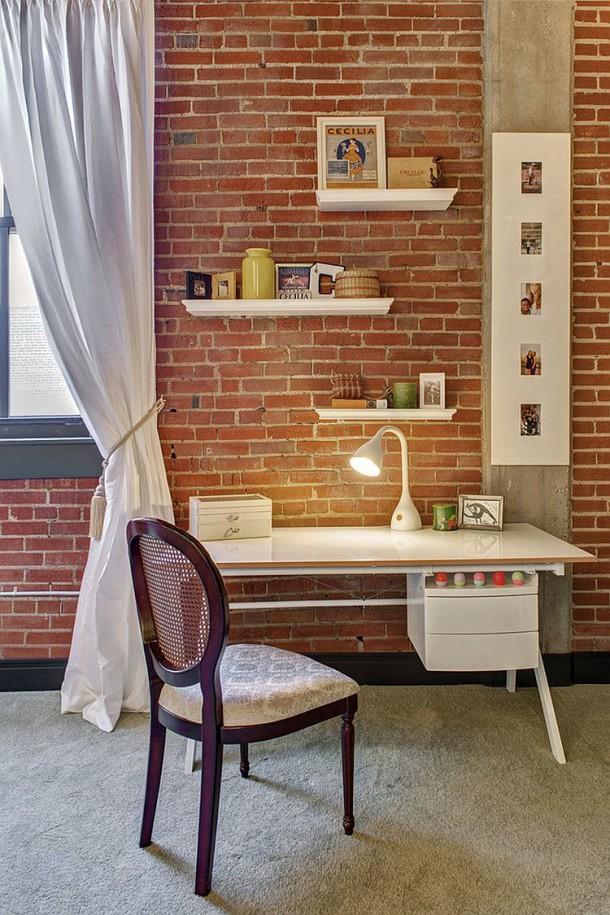 Превратите даже самый маленький уголок в Вашем доме в прекрасное рабочее пространство